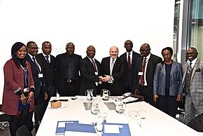 Signing of Affiliation Agreement between the ICCBA and the African Bar Association