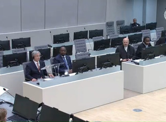 ICCBA Presidency attend Solemn Undertaking Ceremony for New ICC Judges