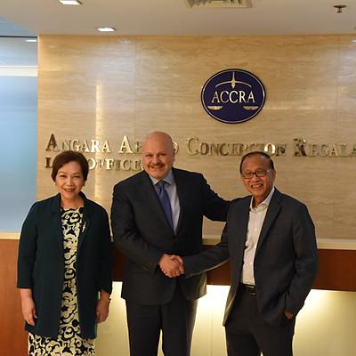 Réunion de l'Association de droit de l'ASEAN