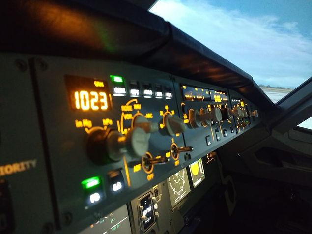 симулятор Airbus A320