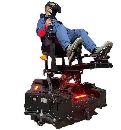 VR - тренажер