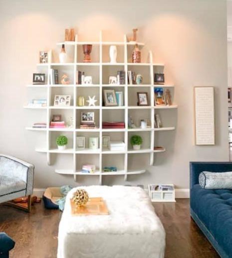Custom Bookcase, Schenectady, NY