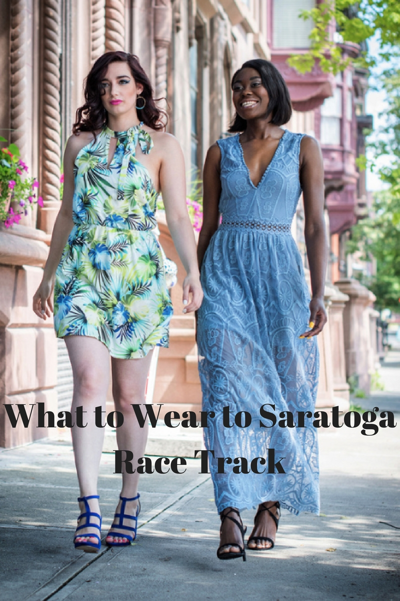 415d54aec44 What to Wear to Saratoga Race Track