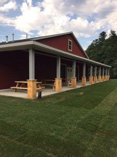 New Construction Park Pavilion