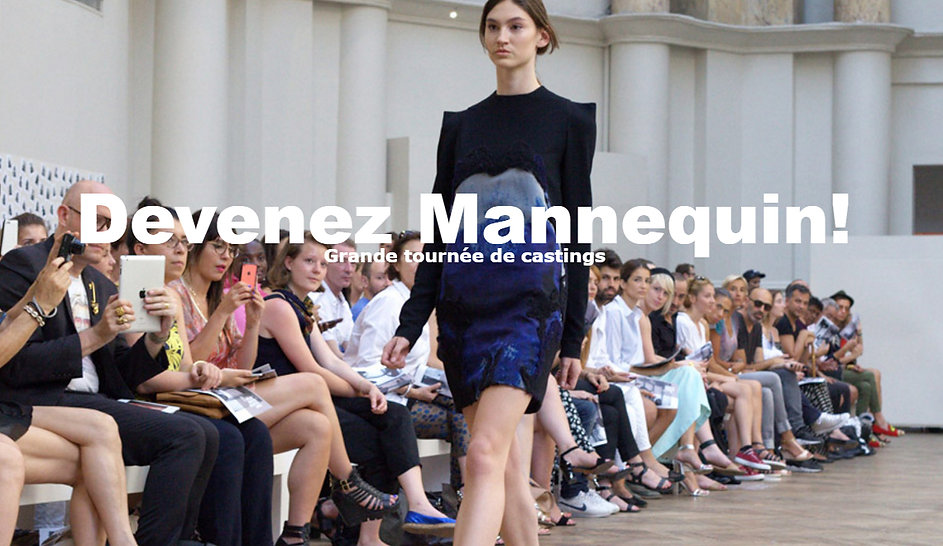New Fashion Mannequin concours