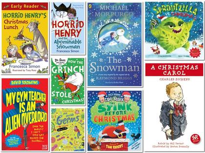 Christmas Holiday Book Club