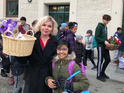 Q&A Saturday with Mrs Nygård-Pearson