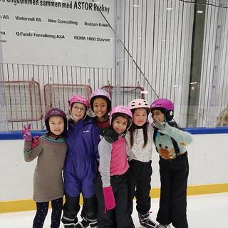 Physical Education: Ice Skating
