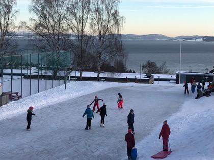 Activities in Trondheim during Winter Break