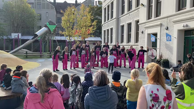 Visit Student Choir Candiss