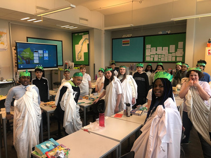 Toga Party Year 5