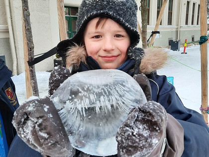 When is it too cold for an outside activity?