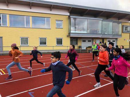 School Run for WWF