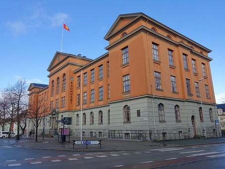 Re-opening Kalvskinnet Skole
