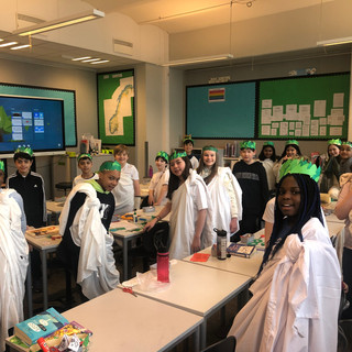 Year 5 Unit: The Great, The Bold and the Brave