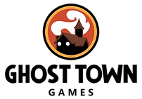 Ghost Town Games Logo