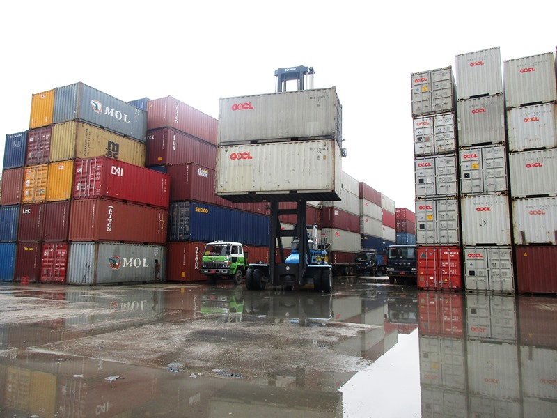 Inland Container Depot