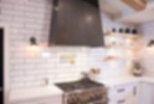 Lafayette Modern Bistro Kitchen - Ridgecrest Designs