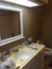 Before Photo - Ridgecrest Designs