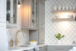 Pleasanton Cottage Kitchen - Ridgecrest Designs