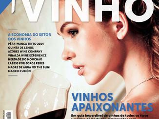 Vinhos H.O.-Horta Osório Wines mais uma vez destacados na Revista Paixão pelo Vinho - Edição Nº 74