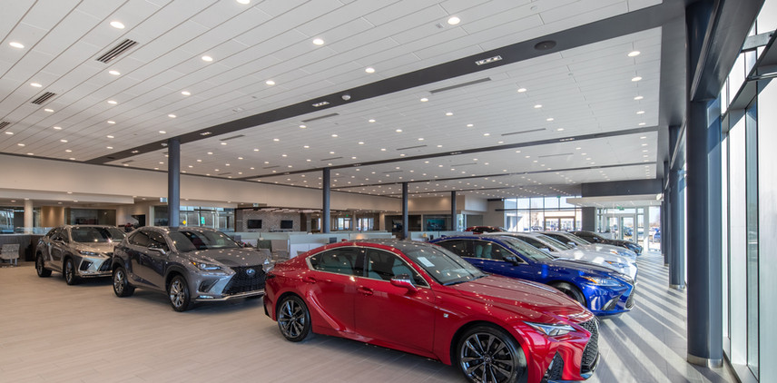 Sterling McCall Lexus CL