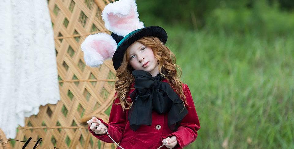 Rabbit Top Hat