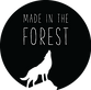 Made In The Forest Logo (white = transpa