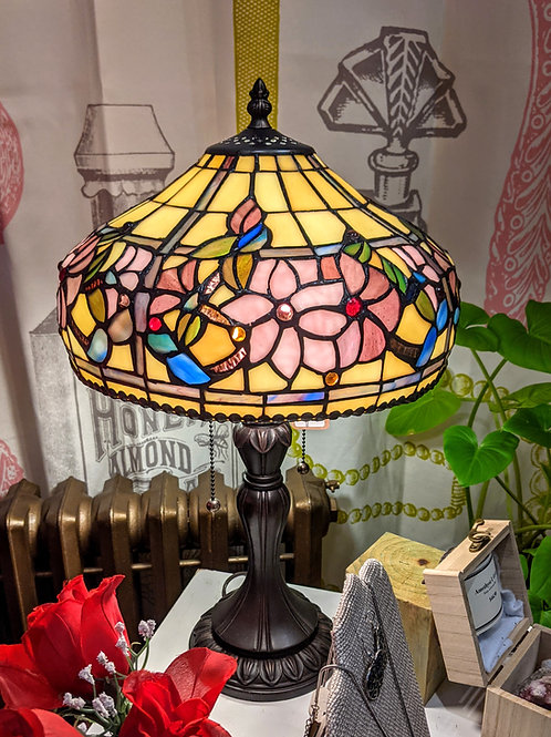 Winslow Floral Lamp