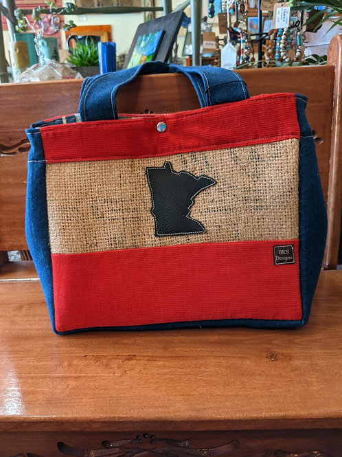 MN Upcycled Tote