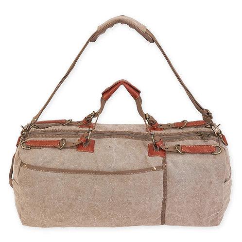 StoneWashed Canvas Duffle Bag