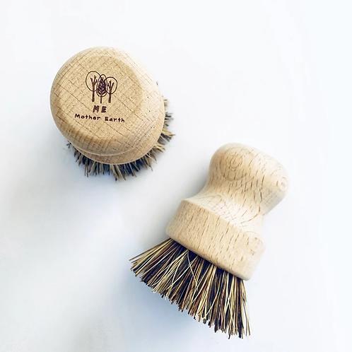 Sisal Pot and Pan Brush