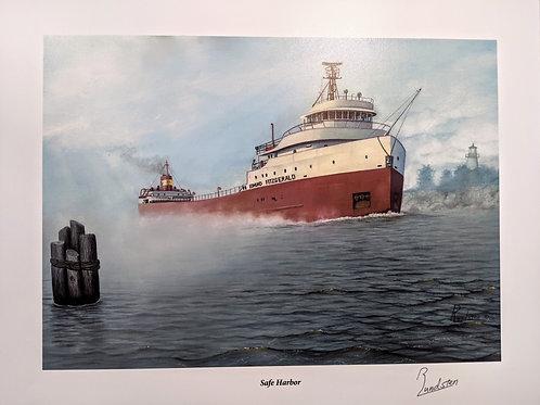 Safe Harbor by Rick Lundsten