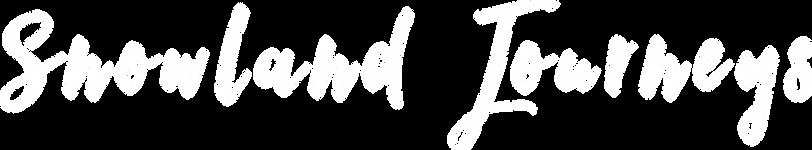 Snowland Journeys logo