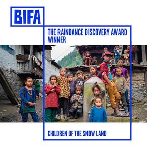 WIN at BIFA: BRITISH INDEPENDENT FILM AWARDS