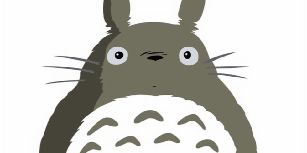 Totoro Workshop At Two