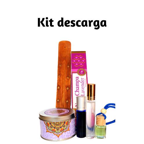 Kit de descarga