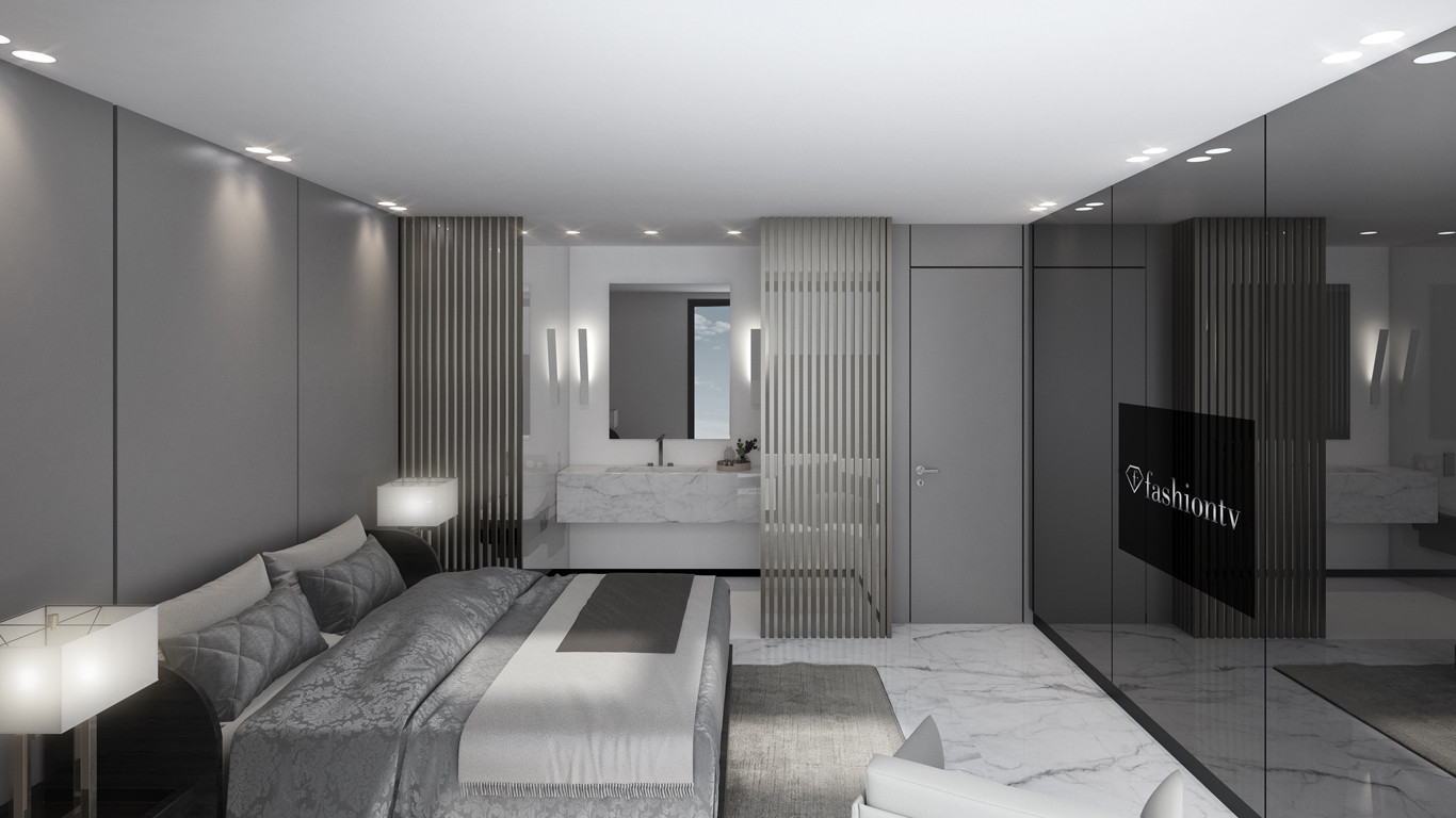 5 Room Penthouse, 5th floor