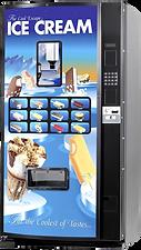 מכונת גלידה | הקיוסק האוטומטי