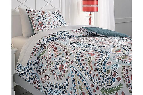 Danniell Comforter Set in Full