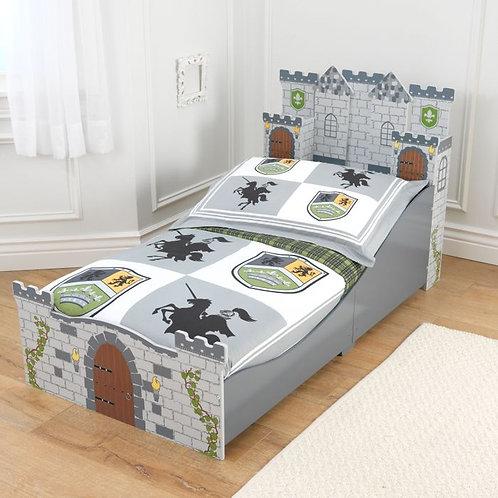 Castle Toddler Bed