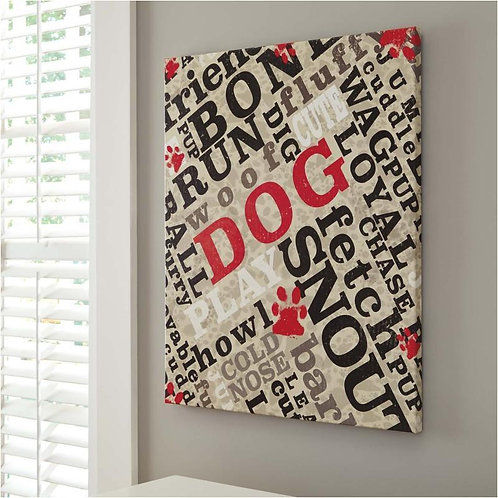 Puppy Love Wall Art