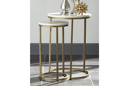 Britzwald End Table (Set of 2)