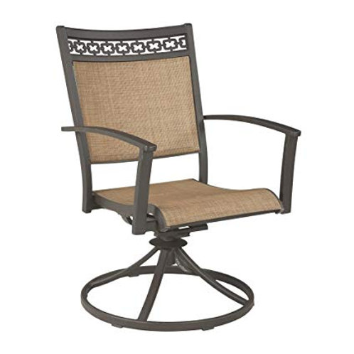 Swivel Sling Chairs