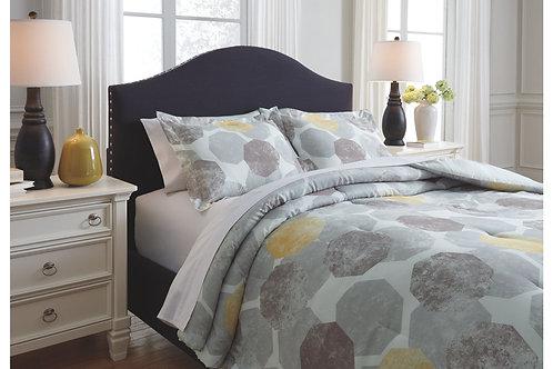 King Gastonia Comforter Set