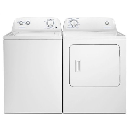 Washer and Dryer with all hook ups
