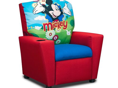 Mickey Mouse Kids Recliner