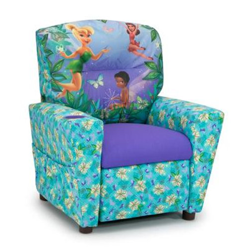 Tinker Bell and Friends Child's Recliner