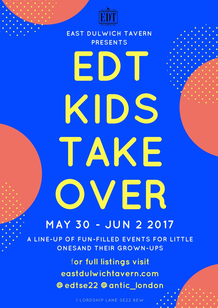 EDT Kids Takeover