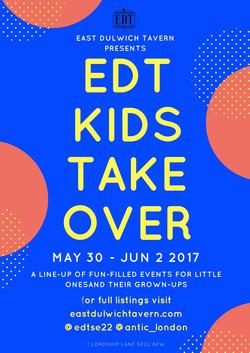 EDT Kids Takeover
